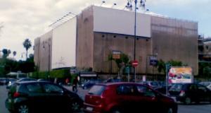 Palermo, pubblicità abusiva, istituto delle croci