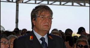 Vincenzo Messina comandante dei Vigili Urbani di Palermo