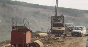 Incendio discarica di Bellolampo - 6/8/2012 - PH M.G.