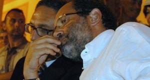 Antonio Ingroia e Domenico Gozzo, Palermo 18 luglio 2012 - PH Silvia Lupo