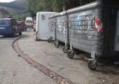 via Tucci, già via Falconara.   Una lettrice segnala: